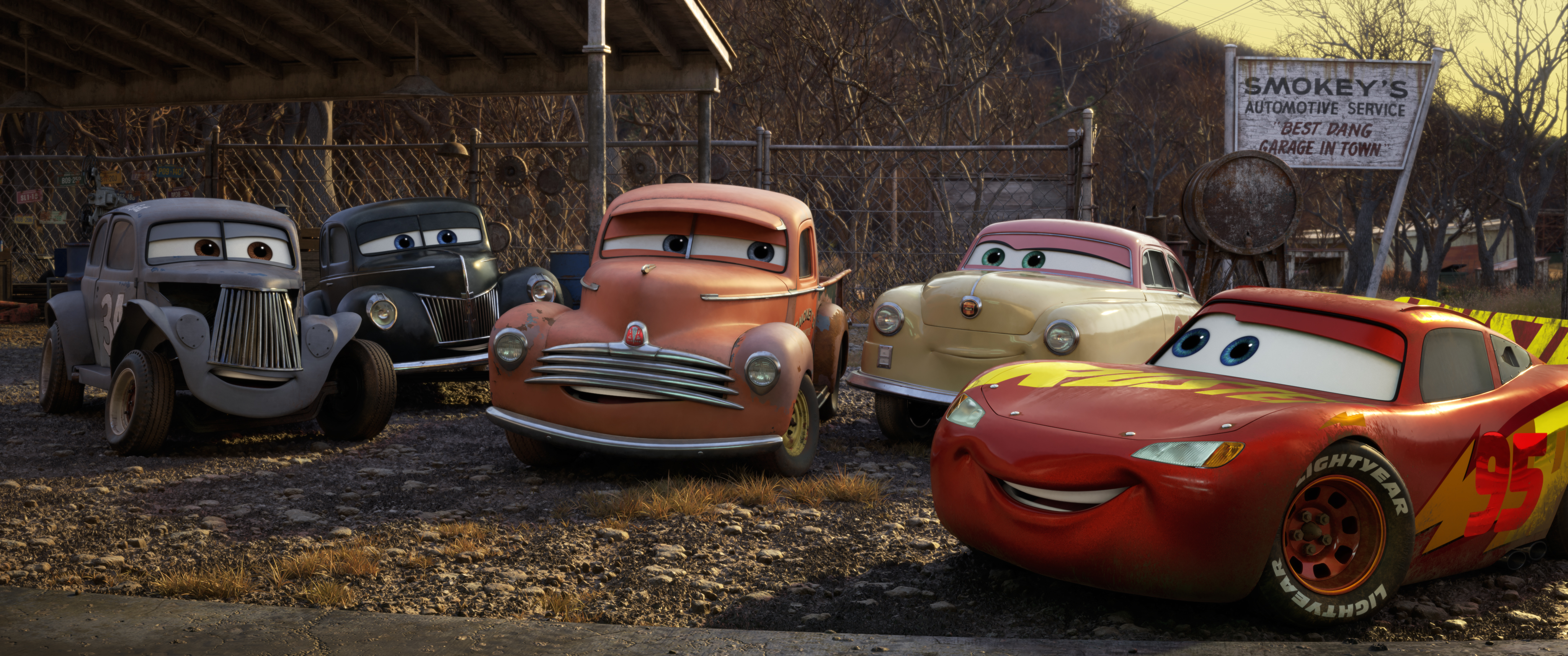 Cars 3 How Pixar Channeled Paul Newman To Get Back On