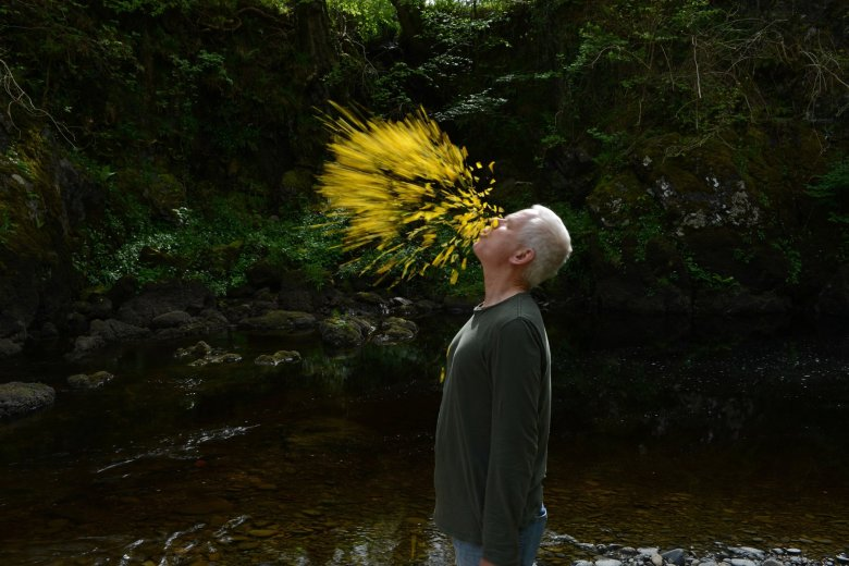 "*Courtesy of the San Francisco International Film Festival*Artist Andy Goldsworthy reteams with his ""Rivers and Tides"" filmmaker for""Leaning Into the Wind - Andy Goldsworthy,"" receiving a world premiere atthe San Francisco International Film Festival."