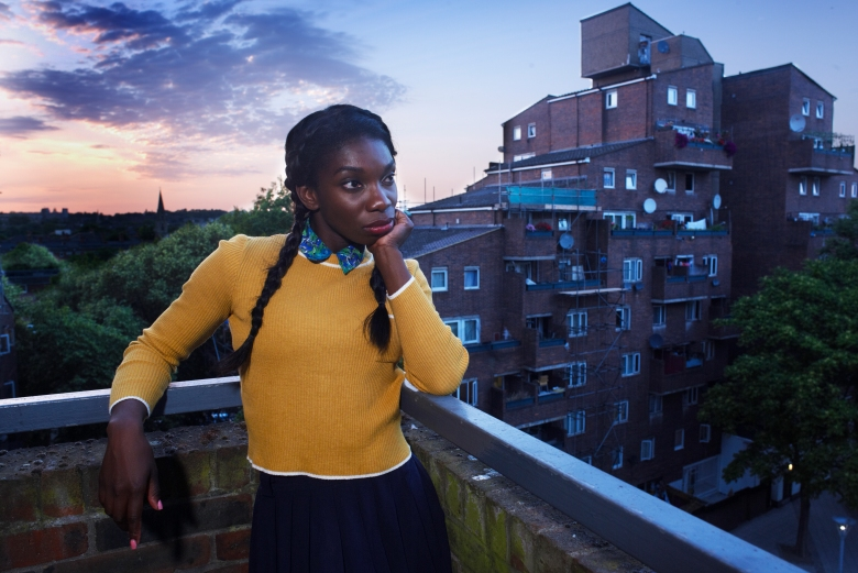 "Michaela Coel, ""Chewing Gum"""