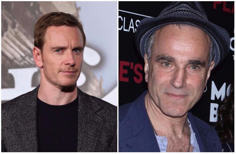 Michael Fassbender and Daniel Day-Lewis