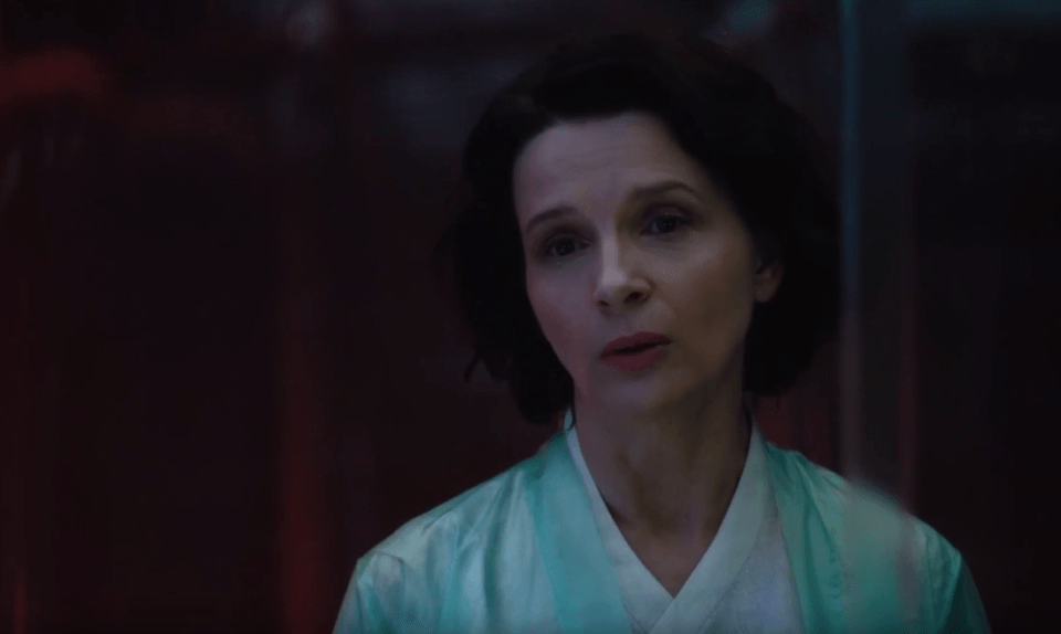 "Juliette Binoche, ""Ghost in the Shell"""