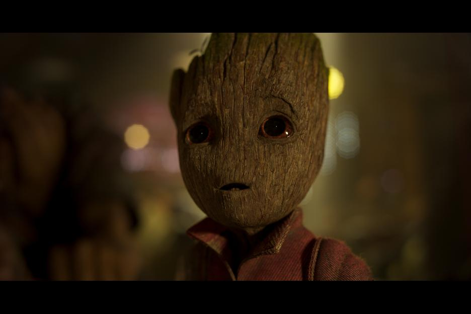 Guardians of the Galaxy Vol  2': How VFX Made Baby Groot