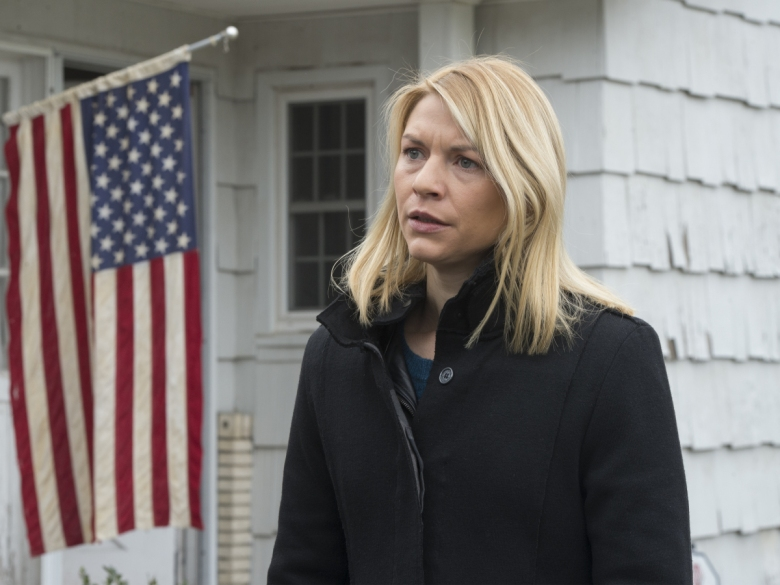 Homeland Season 6 Episode 11 Claire Danes