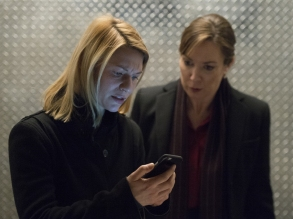Homeland Season 6 Episode 12 Claire Danes Elizabeth Marvel