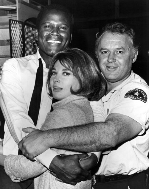 IN THE HEAT OF THE NIGHT, Sidney Poitier, Lee Grant, Rod Steiger, 1967