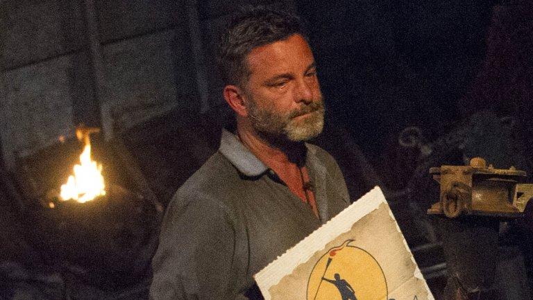 Jeff Varner Survivor