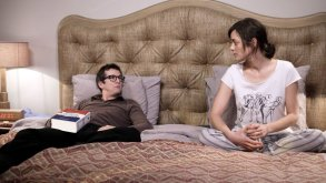 Marion Cotillard and Guillaume Canet in Rock N Roll