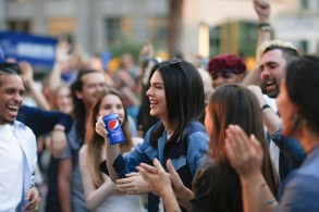 Kendall Jenner Pepsi Ad