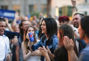 Kendall Jenner Pepsi Ad
