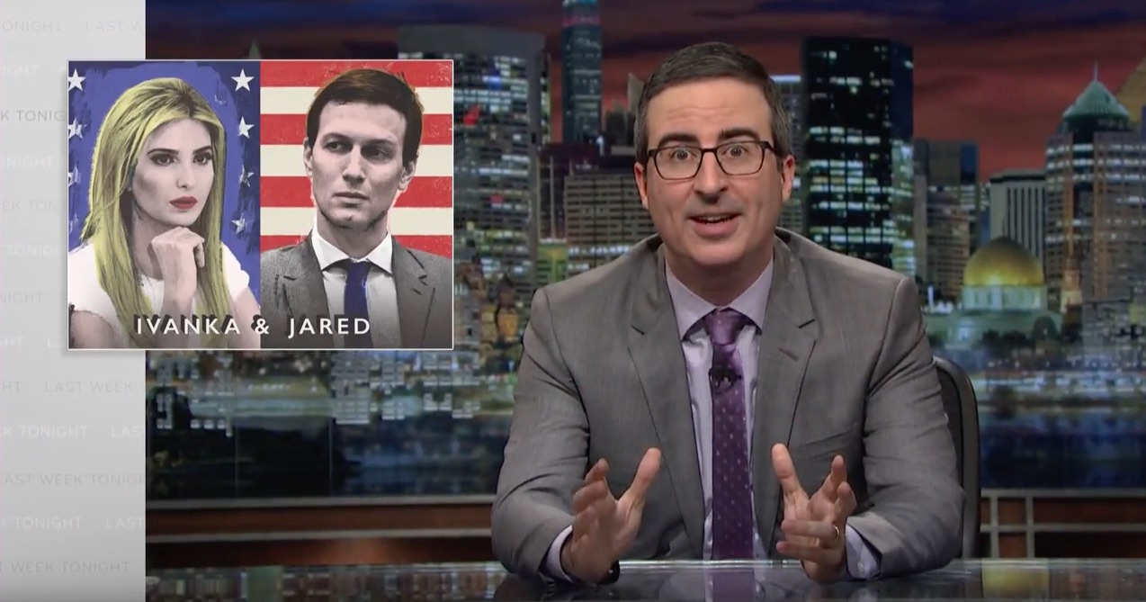 Last Week Tonight John Oliver