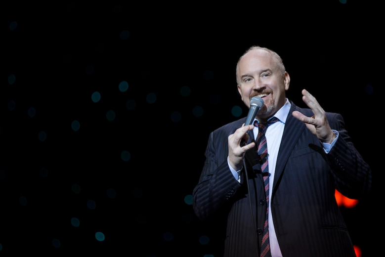 Good news, Cleveland: Louis C.K. is coming to Severance Hall on October 3,  the first date on a tour filled with mirth and new material.