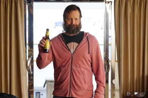 """THE LAST MAN ON EARTH:  Will Forte in Part 2 of the special one-hour """"When The Going Gets Tough/Nature's Horchata"""" season finale episode of THE LAST MAN ON EARTH airing Sunday, May 7 (9:30-10:00 PM ET/PT) on FOX.  ©2017 Fox Broadcasting Co.  Cr:  Kevin Estrada/FOX"""