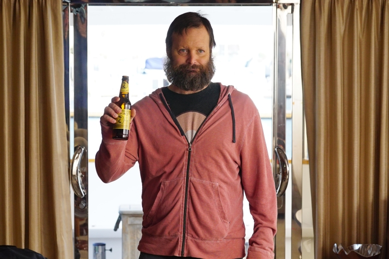 "THE LAST MAN ON EARTH:  Will Forte in Part 2 of the special one-hour ""When The Going Gets Tough/Nature's Horchata"" season finale episode of THE LAST MAN ON EARTH airing Sunday, May 7 (9:30-10:00 PM ET/PT) on FOX.  ©2017 Fox Broadcasting Co.  Cr:  Kevin Estrada/FOX"