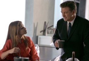 Alec Baldwin and Nikki Reed in Mini's First Time