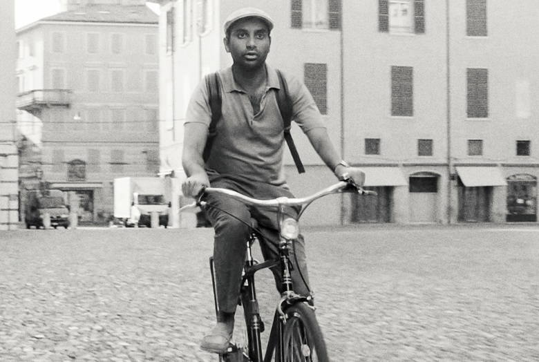 "Creator Aziz Ansari in ""Master of None"""