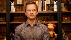 Neil Patrick Harris for Museum of Moving Image Kickstarter