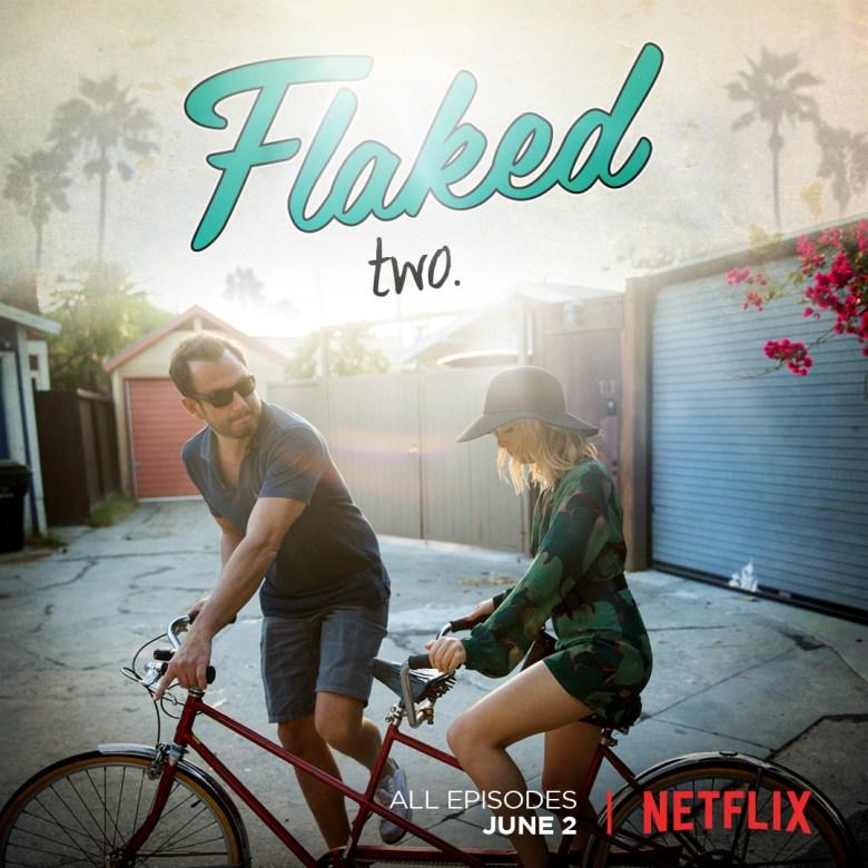 Flaked Netflix Season 2 Premiere Date