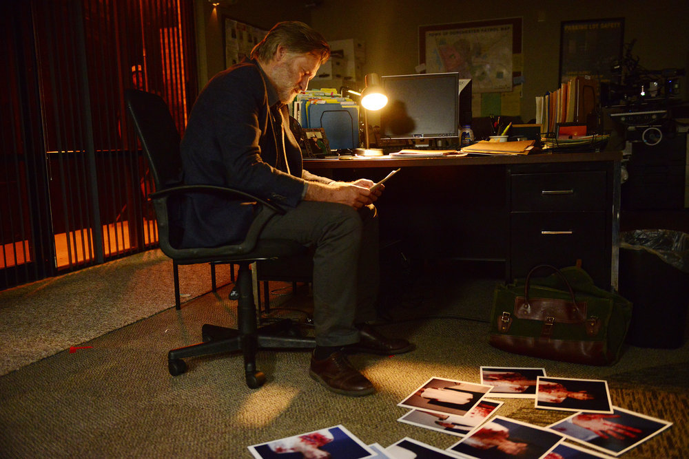 "THE SINNER -- ""Pilot"" Episode 101 -- Pictured: Bill Pullman as Detective Harry Ambrose -- (Photo by: Brownie Harris/USA Network)"