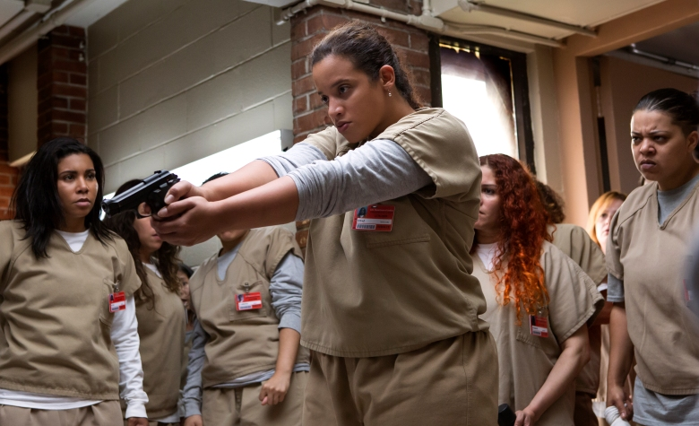 "Dascha Polanco, ""Orange Is the New Black"" Season 5"