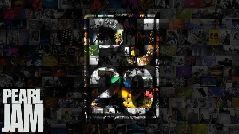 """Pearl Jam Twenty"""