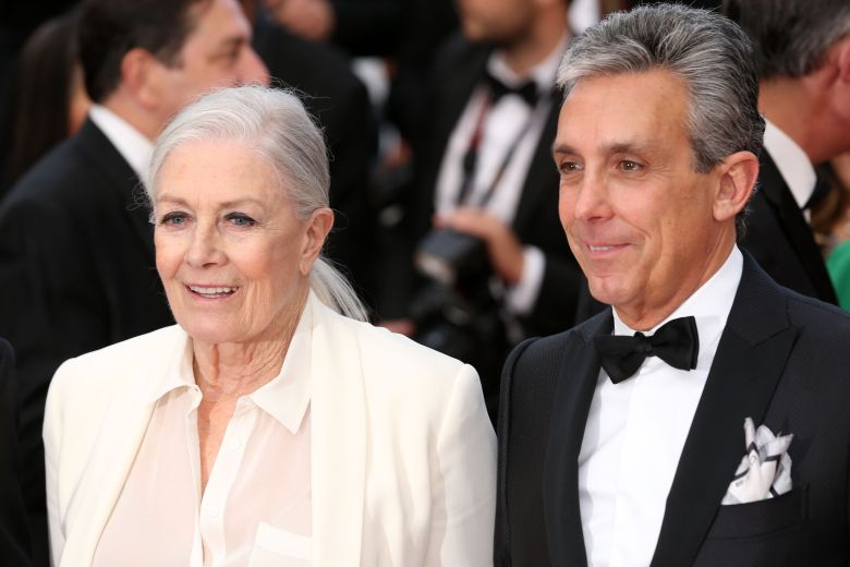 Vanessa Redgrave and Charles S Cohen'Money Monster' premiere, 69th Cannes Film Festival, France - 12 May 2016