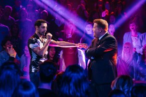 Riz Ahmed on The Late, Late Show with James Corden