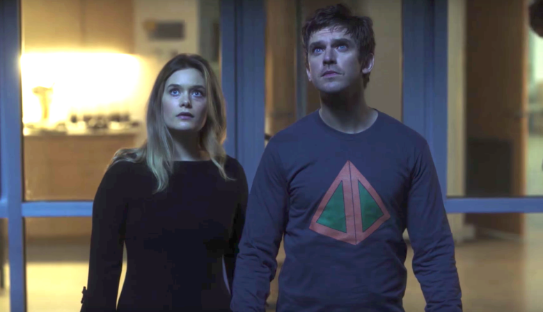 "Rachel Keller and Dan Stevens, ""Legion"""