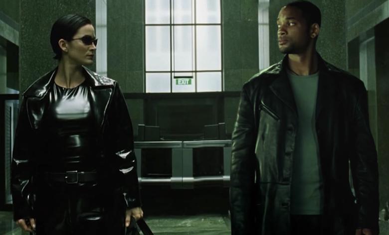 The Matrix Will Smith