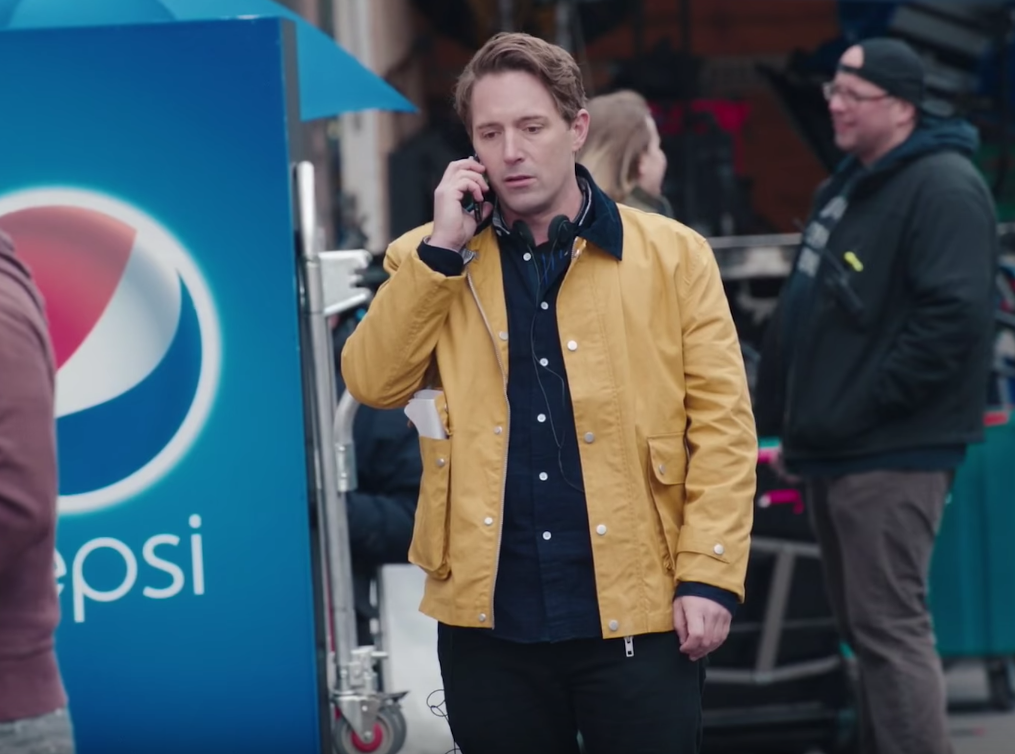 'Saturday Night Live' Recreates Pepsi Ad Creator Realizing His Mistake — Watch
