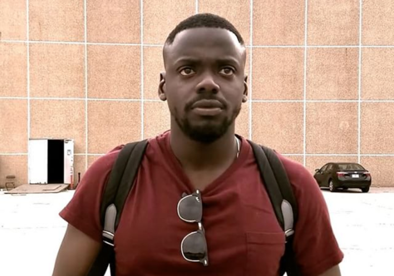 """Get Out"" star Daniel Kaluuya"