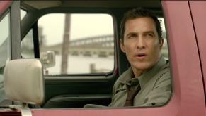 "Matthew McConaughey, ""True Detective"""