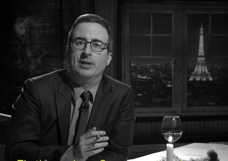 HBO's Last Week Tonight With John Oliver