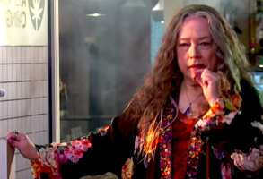"Kathy Bates, ""Disjointed"""