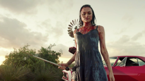 "Christina Ochoa, ""Blood Drive"""