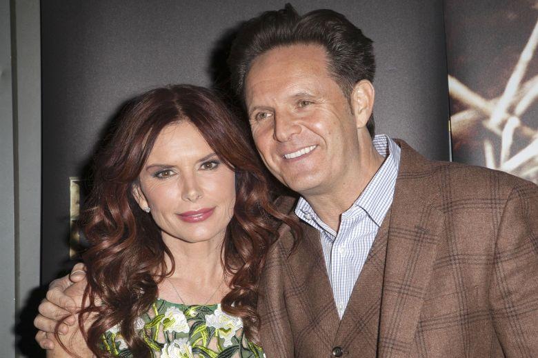 Roma Downey and Mark Burnett'The Bible Experience' Opening night gala, New York, America - 19 Mar 2013