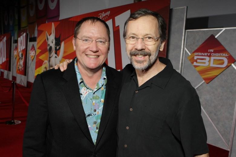 john lasseter and edmund catmull