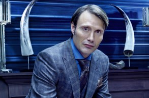 No Merchandising. Editorial Use Only. No Book Cover Usage.Mandatory Credit: Photo by Dino De Laurentiis Company/REX/Shutterstock (5881767b)Mads MikkelsenHannibal - 2013Dino De Laurentiis Company/Doheny Productions/Gaumont International TVUSATV PortraitTv Classics
