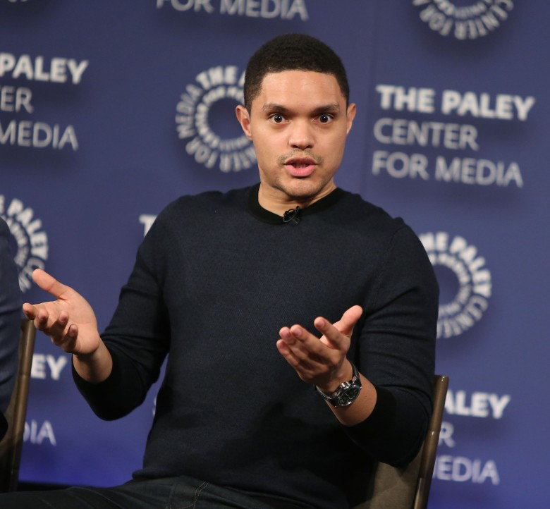 Trevor NoahPaleyFest - Made in New York Presents - The Daily Show with Trevor Noah, USA - 13 Oct 2016