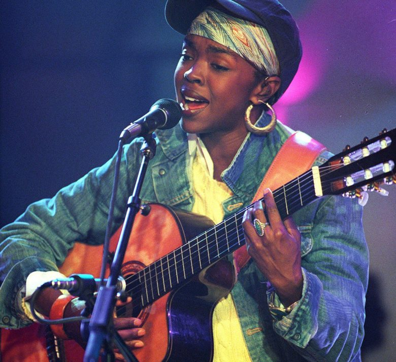 """HILL Lauryn Hill performs new material during a taping of """"MTV Unplugged,"""" at the MTV studios in New York Saturday eveningPEOPLE LAURYN HILL, NEW YORK, USA"""