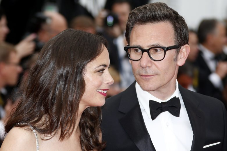 French Actress Berenice Bejo (l) and French Director Michel Hazanavicius (r) Arrive For the Screening of 'The Bfg' During the 69th Annual Cannes Film Festival in Cannes France 14 May 2016 the Movie is Presented out of Competition at the Festival Which Runs From 11 to 22 May France CannesFrance Cannes Film Festival 2016 - May 2016