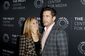 Samantha Bee, Jason JonesThe Detour: Preview Screening and Discussion at The Paley Center for Media, New York, USA - 21 Feb 2017