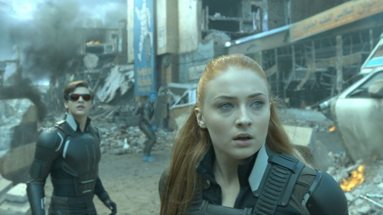 Sophie Turner X-Men Apocalypse