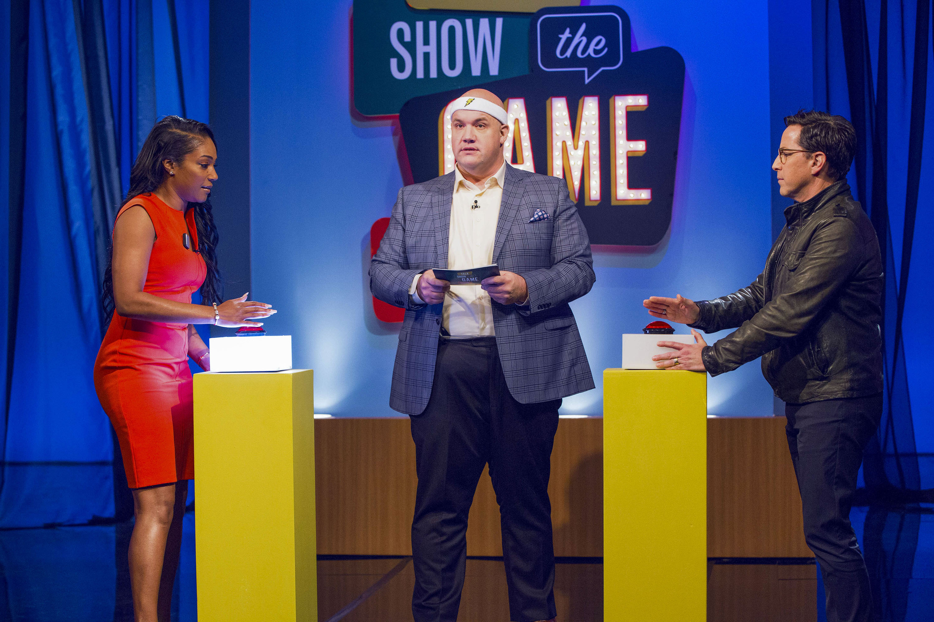 Watch Talk Show the Game Show Season 1 Episode 1: She ...