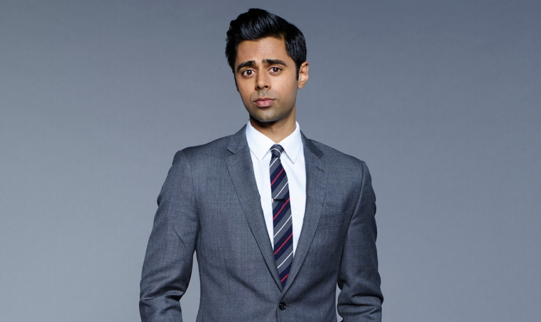 The Daily Show Hasan Minhaj