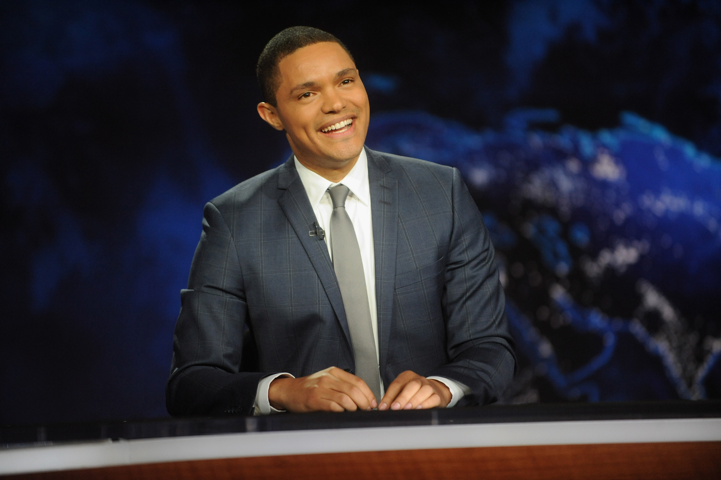Trevor Noah Isn T Angry With Trump And That S Why