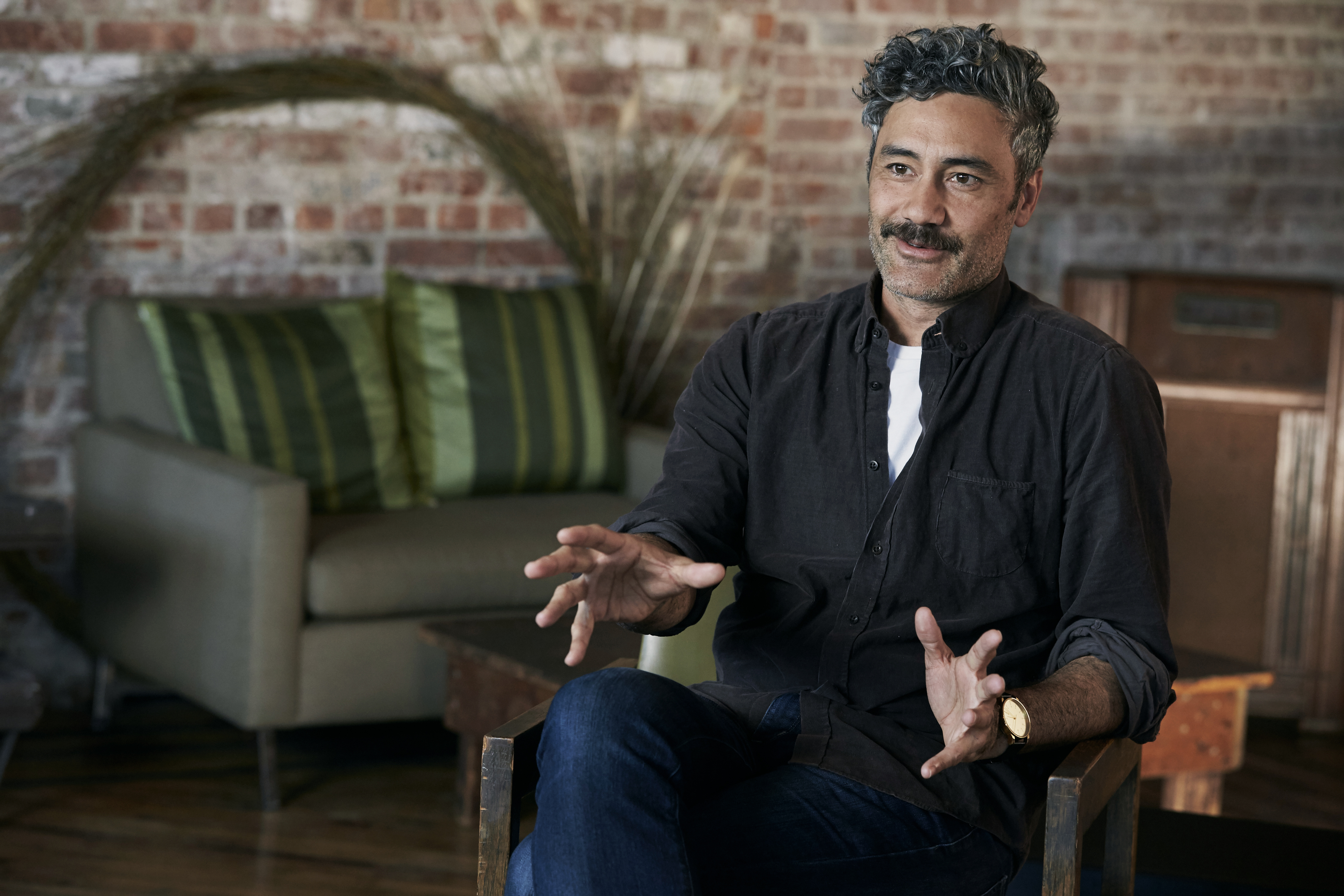 Taika Waititi Talks Swingers, A Fish Called Wanda and Indie Films | IndieWire