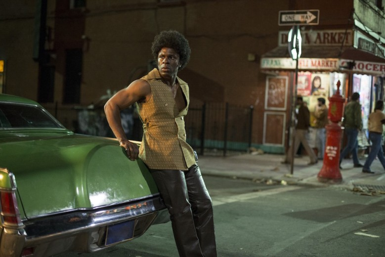 The Deuce Gbenga Akinnagbe Season 1 HBO