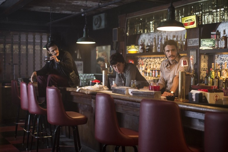 The Deuce James Franco Chris Coy Season 1 HBO