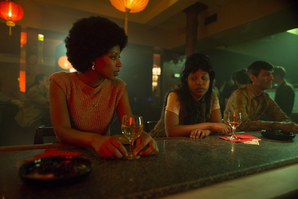 The Deuce Natalie Paul Dominique Fishback Season 1 HBO