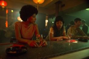 The Deuce Natalie Paul Dominique Fishback Season 1 HBO